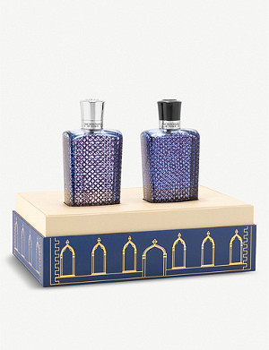 THE MERCHANT OF VENICE Venetian Blue eau de parfum and aftershave set
