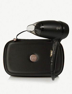GHD Royal Dynasty flight™ travel hair dryer and case gift set