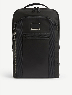 TUMI Davis alpha bravo nylon backpack