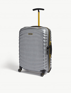 SAMSONITE Lite-Shock Sport four-wheel suitcase 55cm