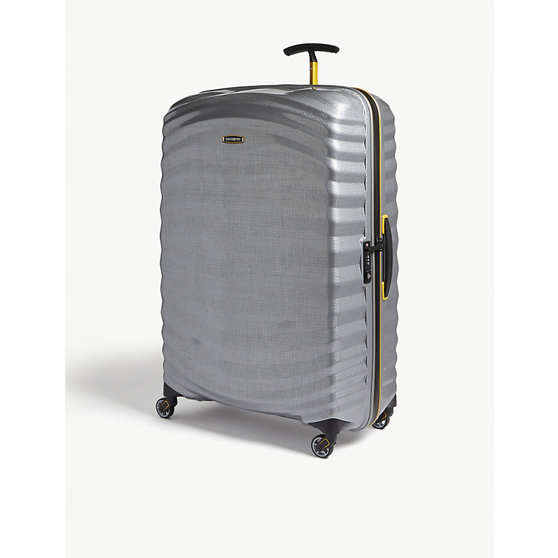 SAMSONITE | Lite-Shock Sport Four-Wheel Suitcase 81cm | Goxip
