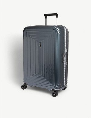 SAMSONITE Neopulse spinner four-wheel suitcase 69cm