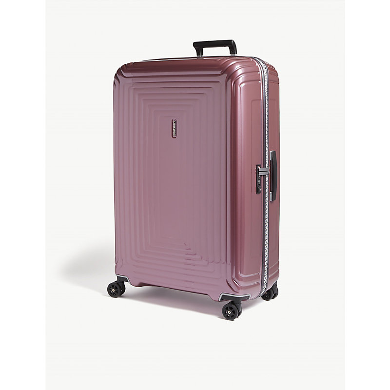 SAMSONITE | Neopulse Spinner Four-Wheel Suitcase 81cm | Goxip
