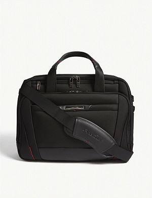 SAMSONITE Pro-Dlx 5 nylon briefcase 14.1''