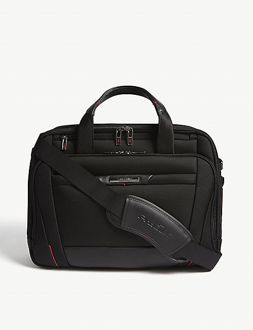 SAMSONITE: Pro-Dlx 5 nylon briefcase 14.1''