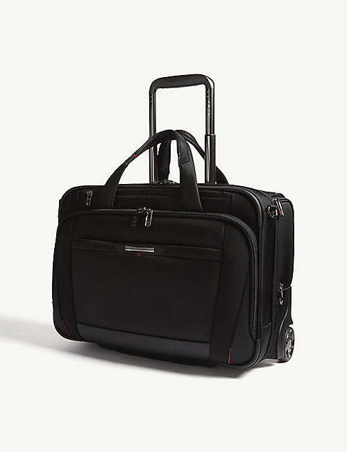 "SAMSONITE: Pro-Dlx 5 2-wheel 15.6"" laptop briefcase"