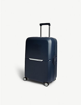 SAMSONITE: Magnum four-wheel suitcase 69cm