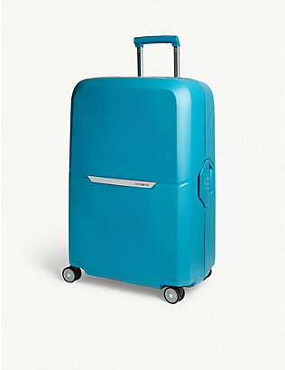SAMSONITE: Magnum four-wheel suitcase 75cm