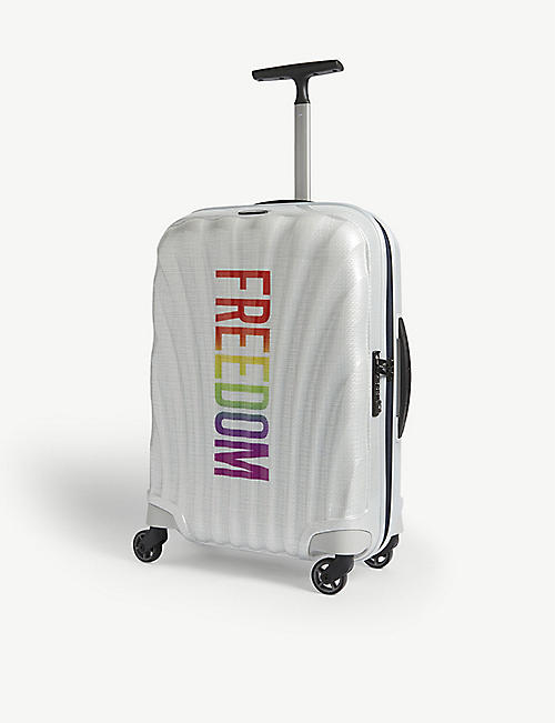 SAMSONITE Freedom Cosmolite four-wheel cabin suitcase 55cm