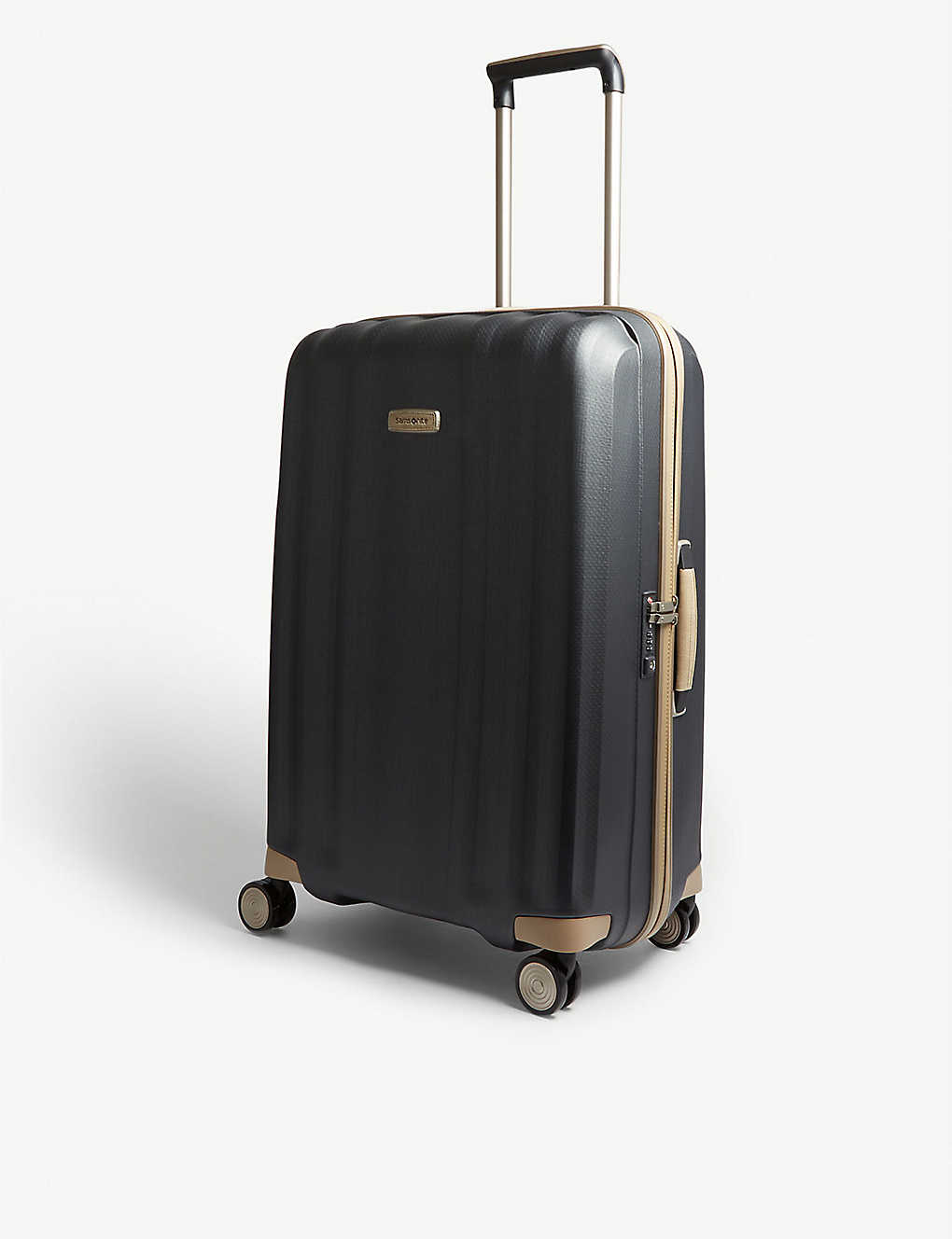 SAMSONITE: Lite-cube prime four wheel suitcase 76cm