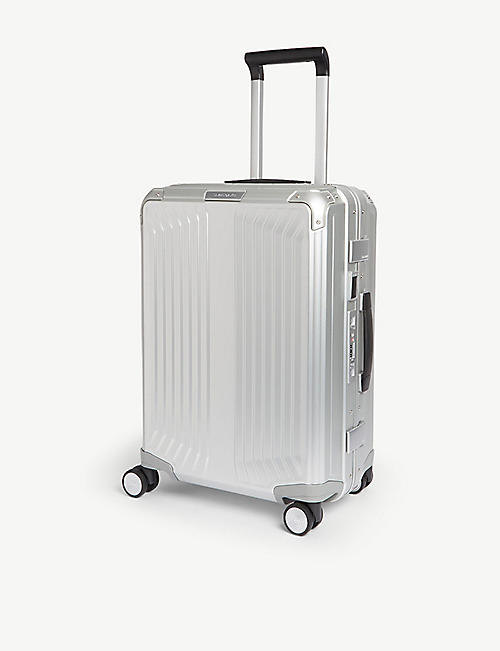 SAMSONITE Lite-Box hardside four-wheel suitcase 55cm