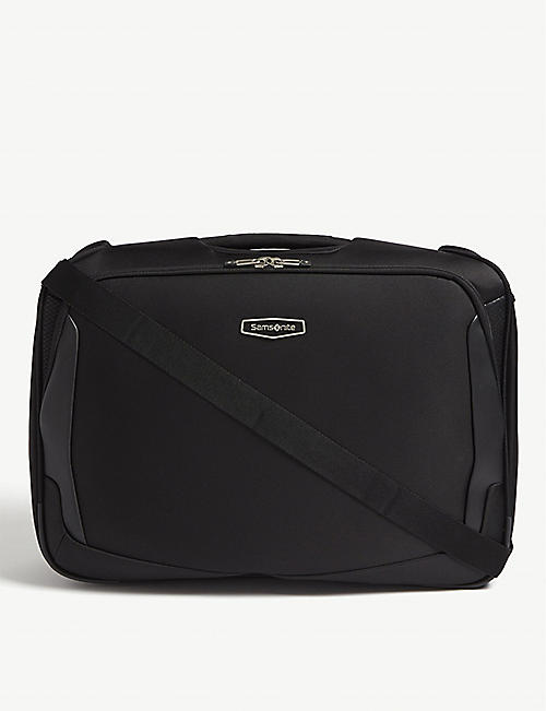 SAMSONITE: X'Blade 4.0 garment cabin bag 55cm