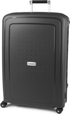 SAMSONITE S'Cure four-wheel spinner suitcase 75cm