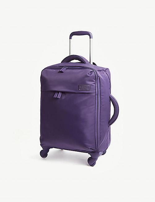 ca9c558f1 LIPAULT Originale plume four-wheel cabin suitcase 55cm