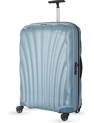 SAMSONITE: Cosmolite four-wheel suitcase 75cm