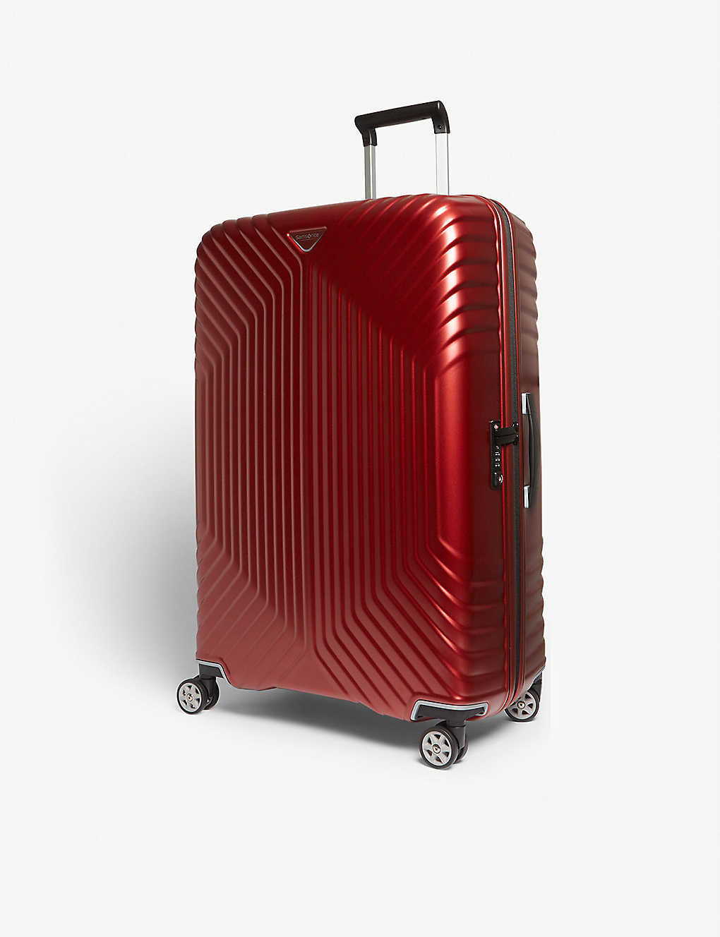 SAMSONITE: Tunes spinner four-wheel suitcase 75cm