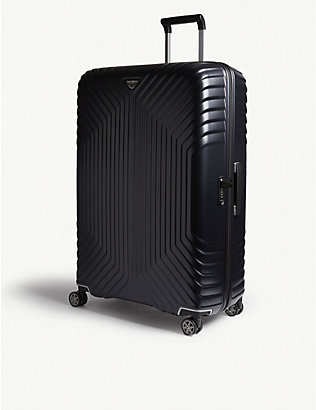 SAMSONITE: Tunes hardside four-wheel suitcase 81cm