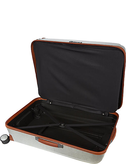 SAMSONITE Lite-Cube Deluxe four-wheel spinner suitcase 76cm