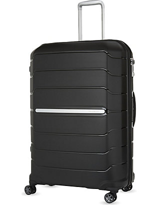 SAMSONITE: Flux four-wheel suitcase 81cm