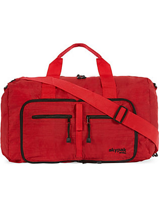 SKYFLITE: On board folding bag