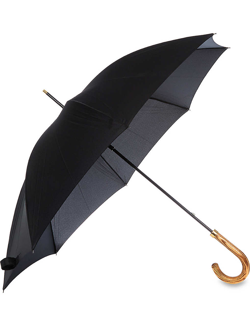 FULTON: Commissioner black umbrella