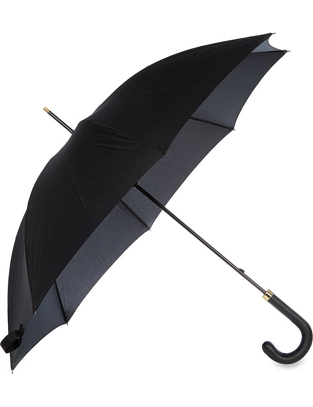 FULTON: Minister black umbrella