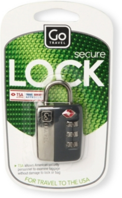 GO TRAVEL Travel sentry secure lock