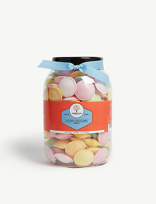 MALLOW TREE: Flying saucers 220g