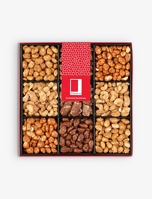 FARHI Caramelised nut selection 800g