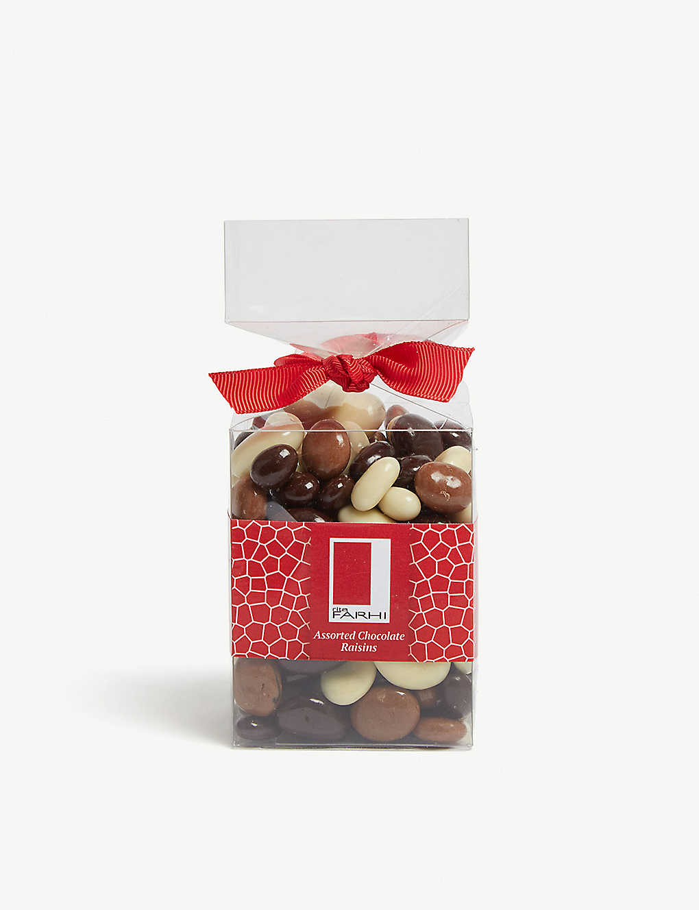 FARHI: Chocolate raisins mix 250g