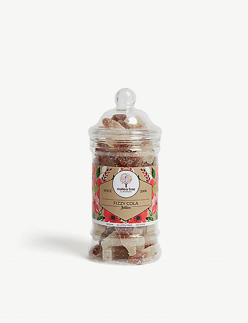 MALLOW TREE Cola bottles jar 350g