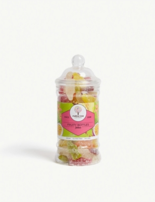 MALLOW TREE Fruit bottles jelly sweets 350g