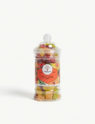 MALLOW TREE Fruit jelly bears jar 350g