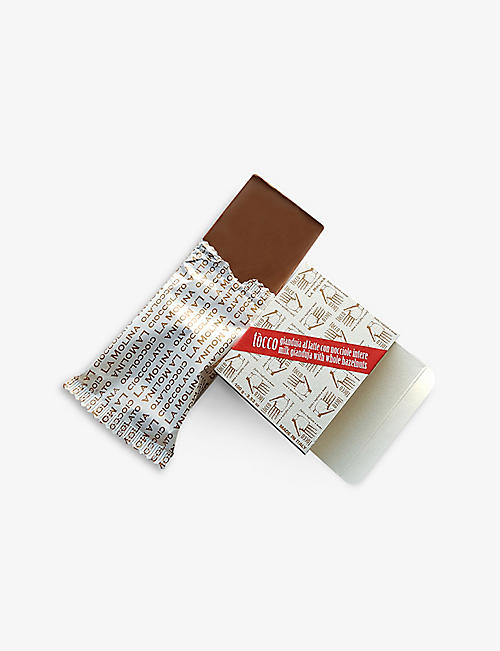LA MOLINA Gianduja milk chocolate with hazelnuts 100g