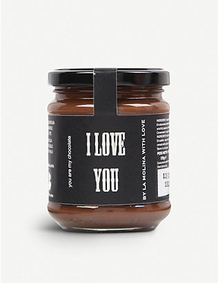 LA MOLINA: Milk gianduja chocolate spread 220g