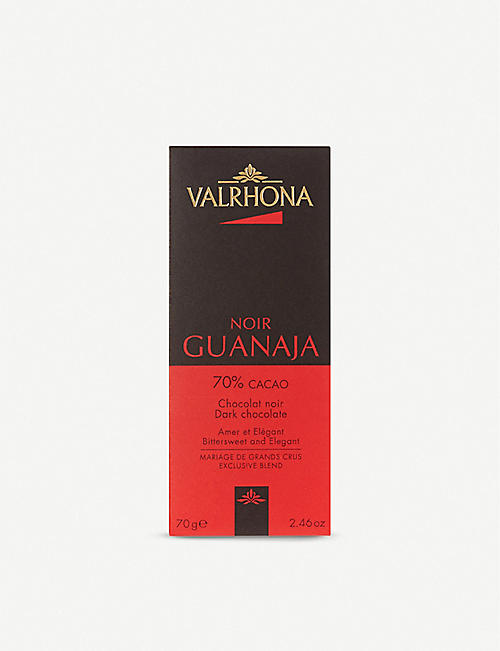 VALRHONA Guanaja cooking chocolate 250g