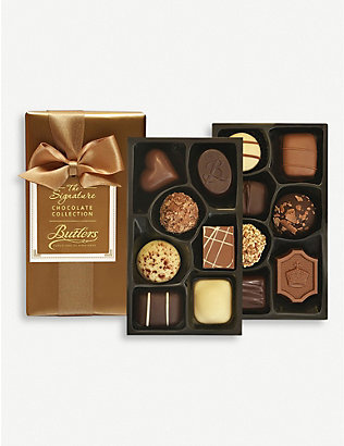 BUTLERS: Signature chocolate selection 200g
