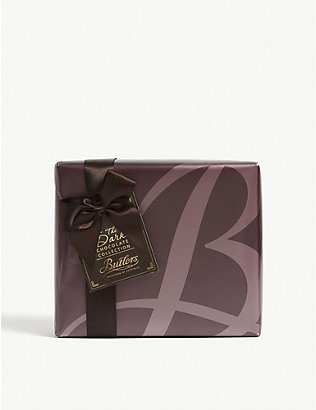BUTLERS: Assorted dark chocolate selection box of 28