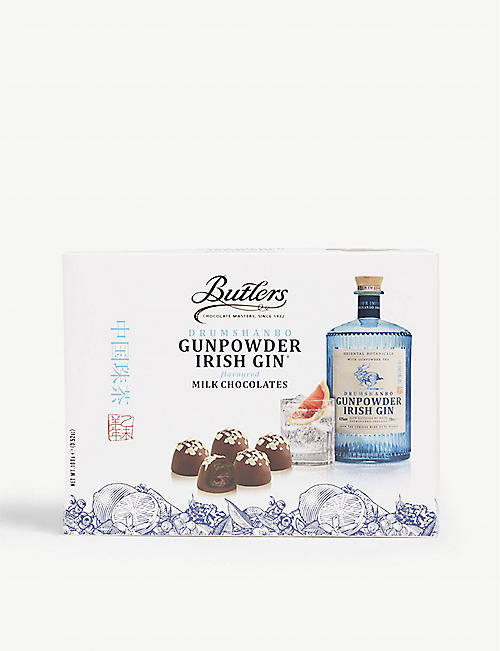 BUTLERS Gin chocolates box of 8