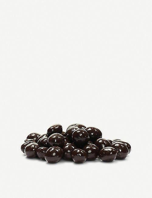 THE EAST INDIA COMPANY Dark chocolate espresso beans 200g