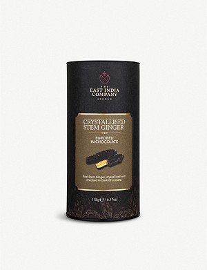 THE EAST INDIA COMPANY Dark chocolate ginger 175g