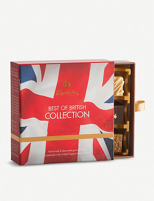 FUDGE KITCHEN: Best of British fudge selection 195g