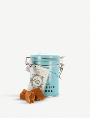CARTWRIGHT & BUTLER Salted caramel fudge 175g