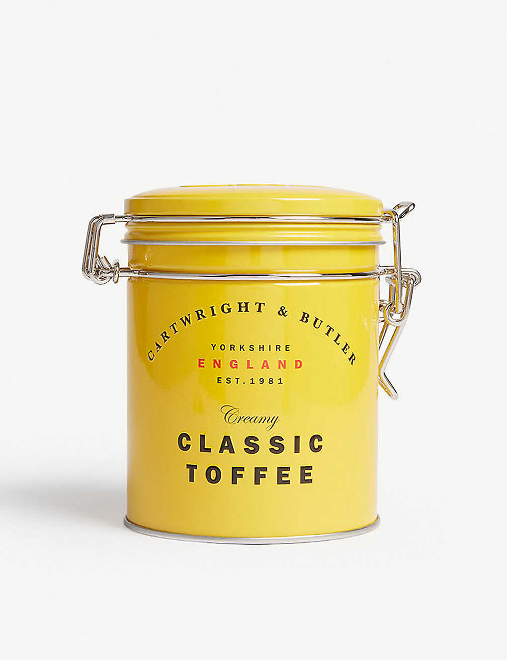 CARTWRIGHT & BUTLER: Classic toffees 150g