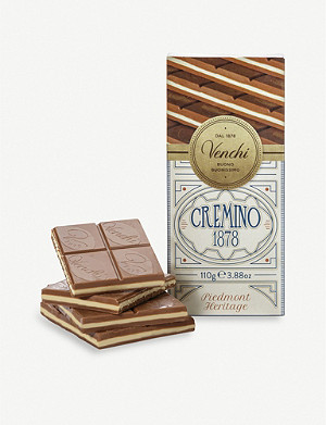 VENCHI Cremino 1878 chocolate bar 110g