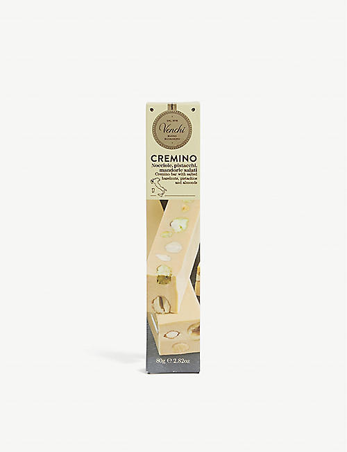 VENCHI Cremino with salted nuts 80g