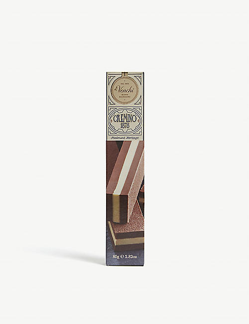 VENCHI Cremino chocolate bar 80g