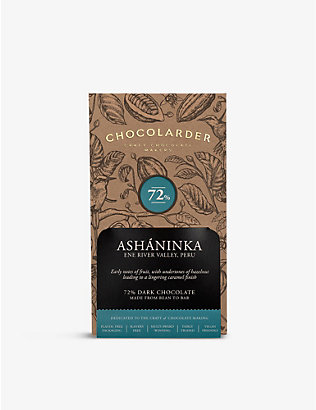 CHOCOLARDER: 70% Asháninka dark chocolate 70g