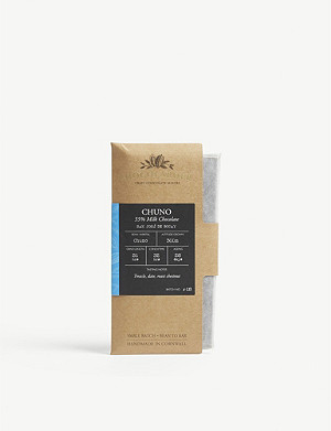 CHOCOLARDER Single-origin Chuno 55% dark milk chocolate bar 70g