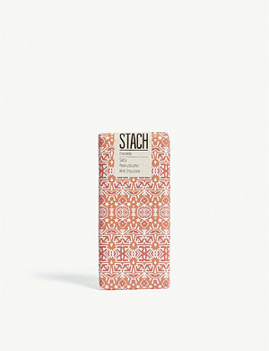 STACH Salted peanut butter chocolate bar 130g